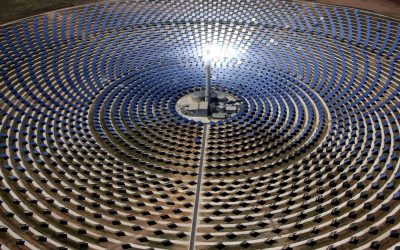 Andalucía más de 240.000 megavatios solares
