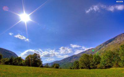 El sol es el futuro, nuestro futuro.