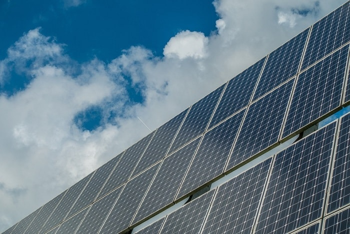 Beneficio de la energía solar para el medio ambiente