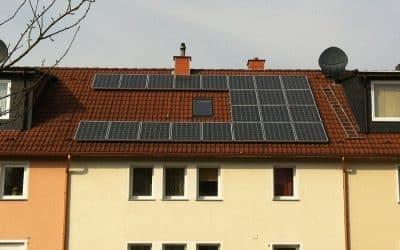 Instalación de placas solares en comunidades de vecinos
