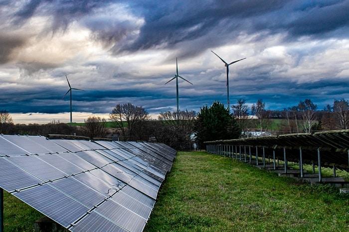 daños energía solar ambiente