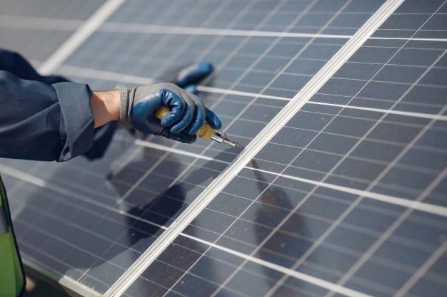 componentes de sistema energía solar