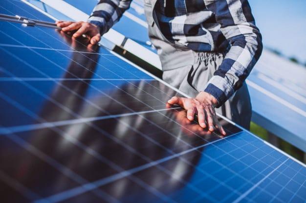energía solar que es