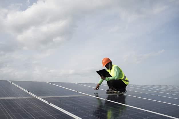 Instalar sistema fotovoltaico empresa