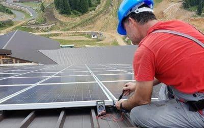Rendimiento de las placas solares: Maximización, problemas…