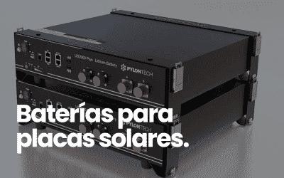 Pylontech, baterías para placas solares.0 (0)