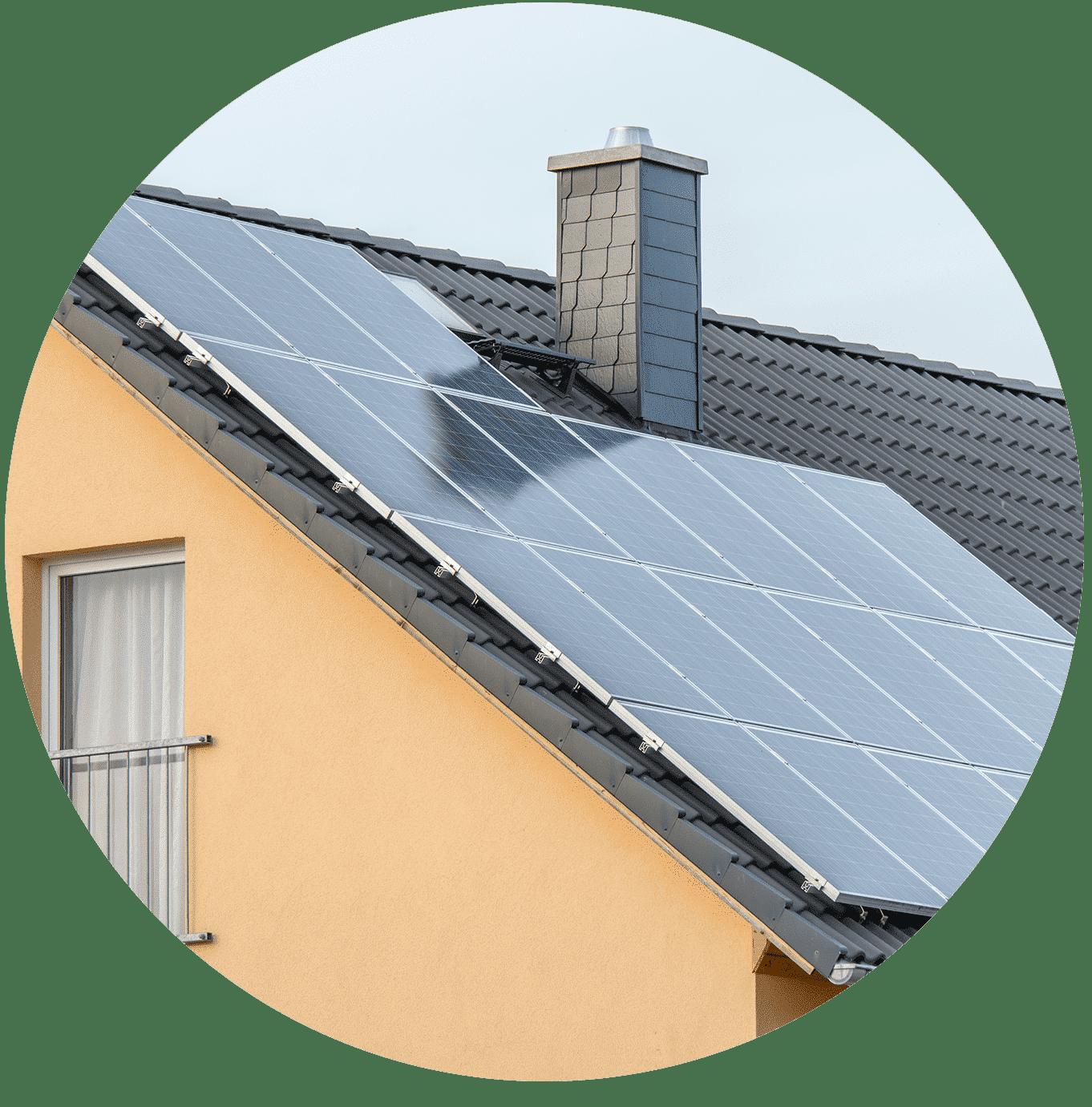 placas solares con hasta 25 años de garantía