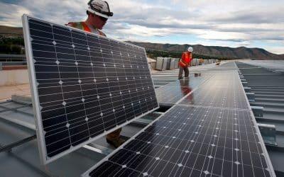 ¿Son una buena inversión las placas solares de segunda mano?