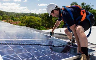 ¿Cómo hacer una instalación de placas solares?