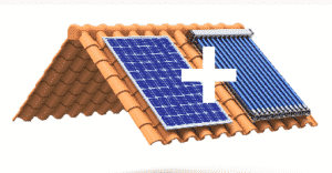 placas solares hibridas