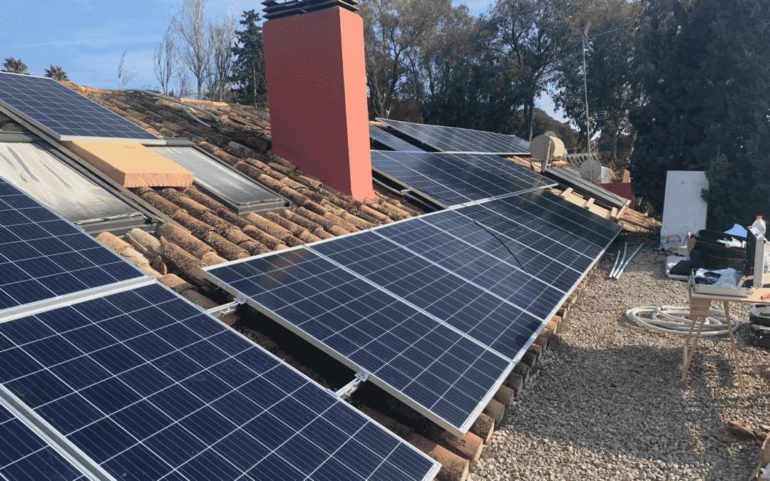 Precios de instalación placas solares para una vivienda0 (0)