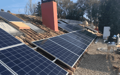 Precios de instalación placas solares para una vivienda