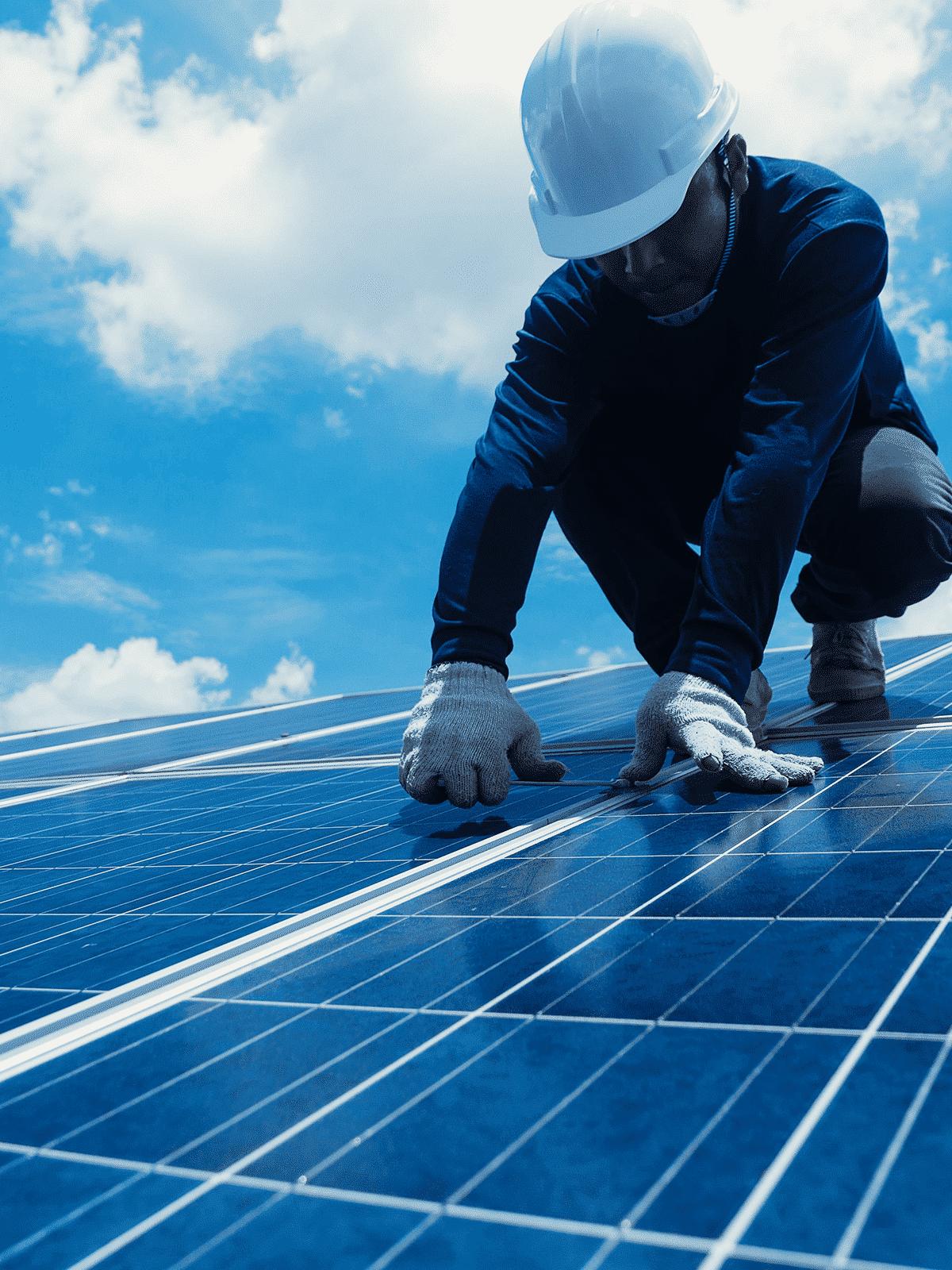 proceso de instalaciones fotovoltaicas