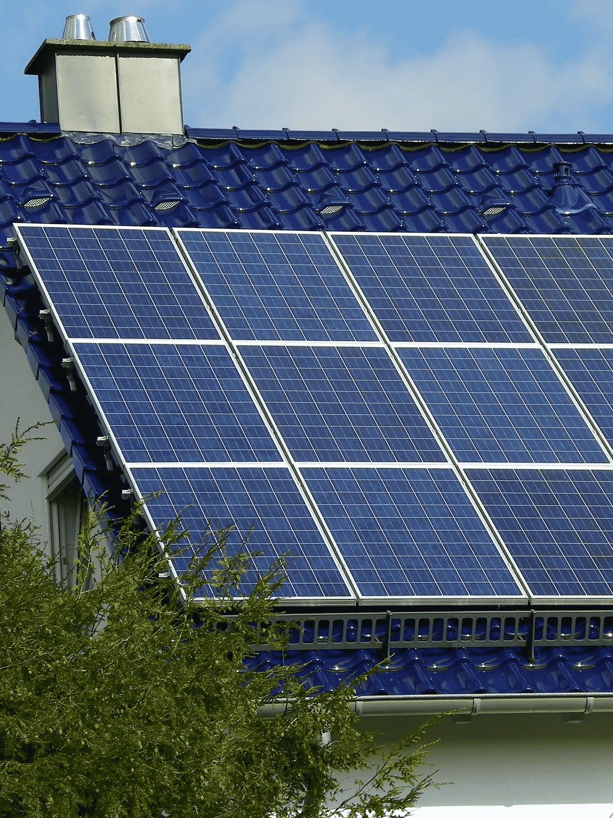 tipos de placas solares