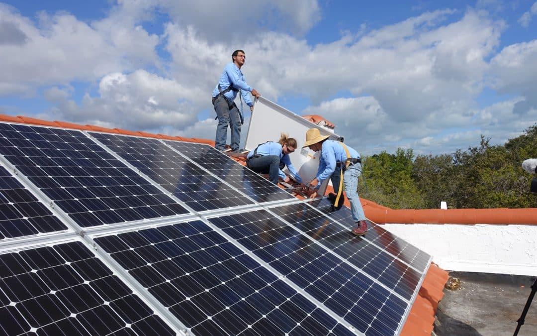 instaladores de placas solares
