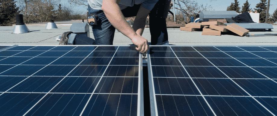 Financia tus placas solares