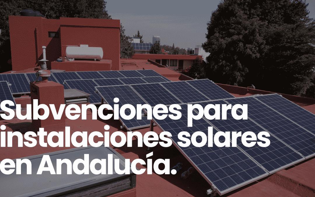 Subvenciones para placas solares en Andalucía0 (0)